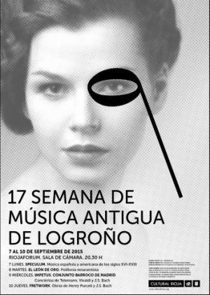 XVII Semana de Música Antigua de Logroño
