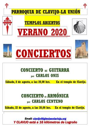 Concierto de armónica por Carlos Centeno