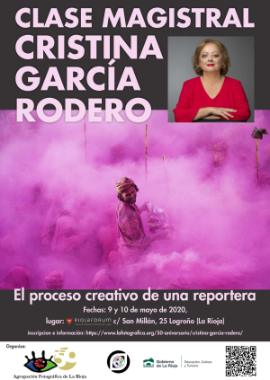 Clase magistral. Cristina García Rodero