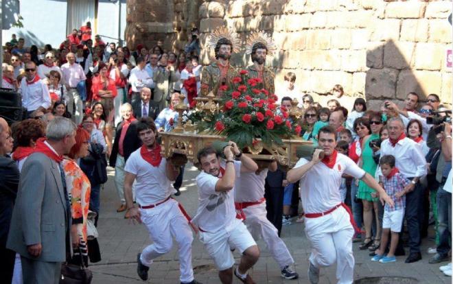 Fiestas de San Cosme y San Damián