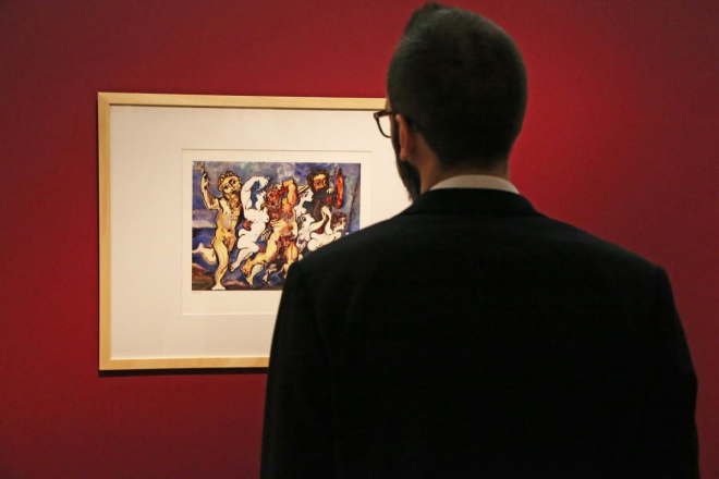 Exposición Picasso Dionisíaco