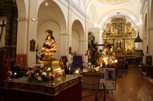 Exposición permanente de los Pasos de Semana Santa