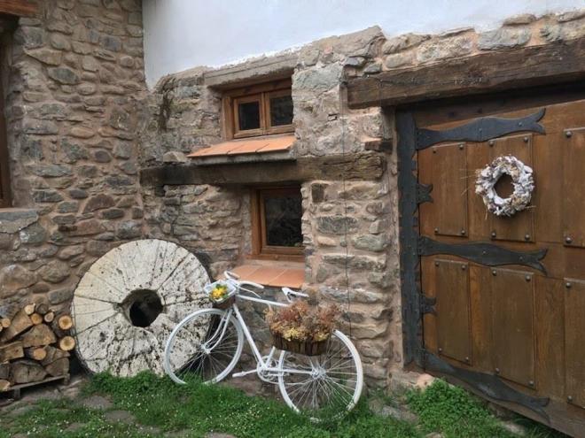 I Ruta Turística Bicicletas Decoradas en Cameros