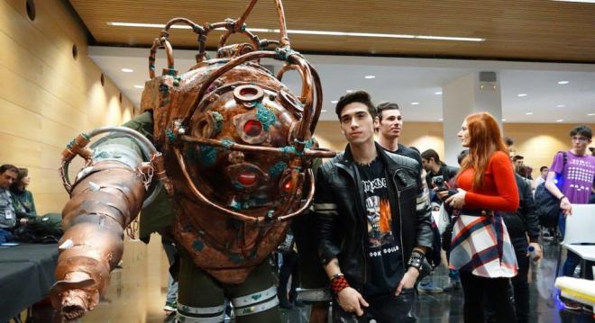 La cultura japonesa toma Riojafórum: pasarela cosplay