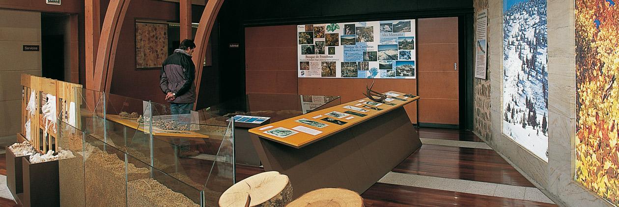 Interpretation centres