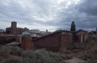 Barrio bodegas Arenzana de Arriba