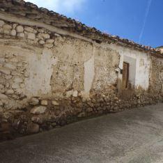 Barrio bodegas Las Ruedas de Ocón