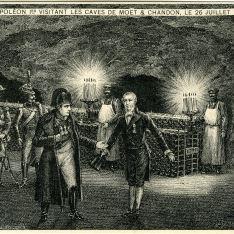 Napoleón y Moët & Chandon