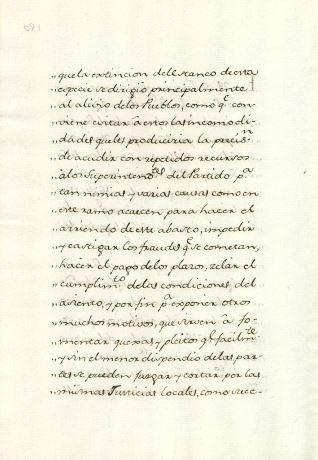 Correspondencia - 1766, julio, 14 post.