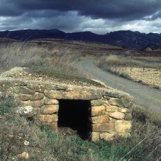 Guardaviñas San Vicente de la Sonsierra