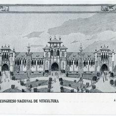 Palacio del congreso Nacional de Viticultura