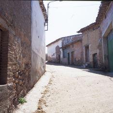 Barrio bodegas Tricio