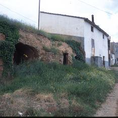 Barrio bodegas Tudelilla