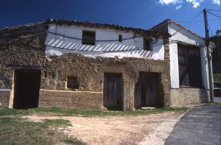 Barrio bodegas Ollauri