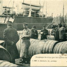 """Puerto de """"Anvers"""""""