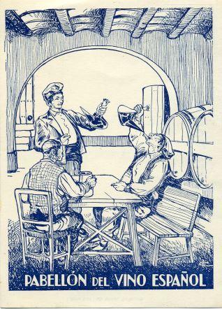 Pabellón del vino Español