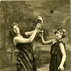 Helena y Ofelia Cortés