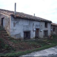Barrio bodegas Ciriñuela