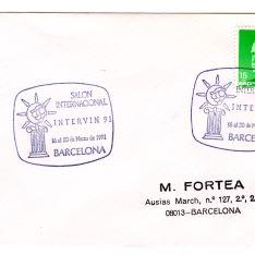 Correo ordinario - Barcelona