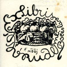 Ex Libris de Gjurie