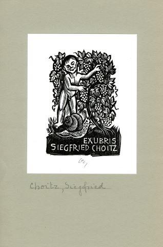 Ex Libris de Ott Herbert