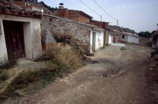 Barrio bodegas Murillo de Rio Leza