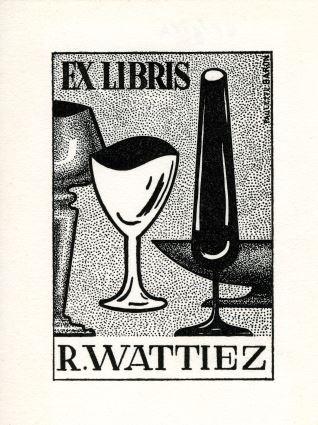 Ex Libris de Paulette Baron