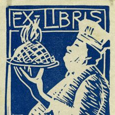 Ex Libris de Erkki Melartin
