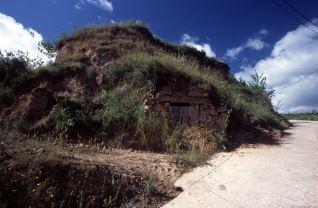 Barrio bodegas Daroca