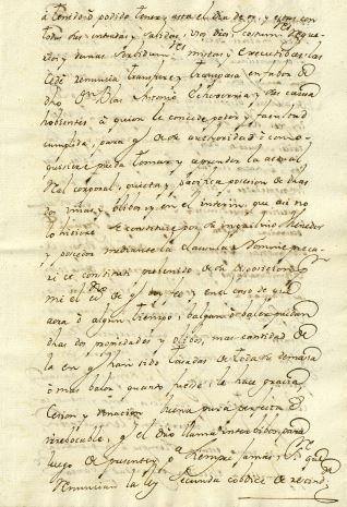 Ventas - 1780, octubre, 14. Cintruénigo (Navarra)