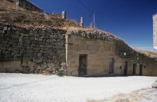 Barrio bodegas San Vicente de la Sonsierra