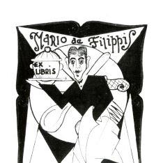 Ex Libris de Alfredo Suárez Pico