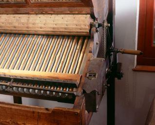 Máquina para contar corchos
