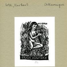 Ex Libris de Ott Hebert
