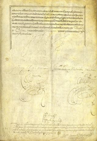 Privilegios - 1617, enero, 20. Madrid