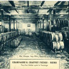 Champagne G.Chauvet Freres (Reims)