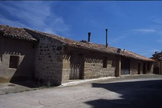 Barrio bodegas Leiva