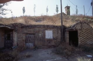 Barrio bodegas Arrubal