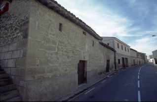 Barrio bodegas Ochánduri