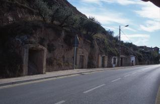Barrio bodegas Albelda