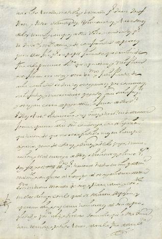 Ventas - 1772, octubre, 28. Cintruénigo (Navarra)