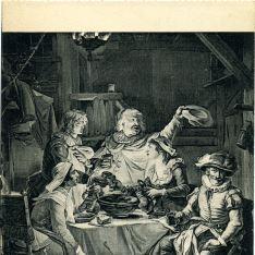 Henri IV chez le Meunier