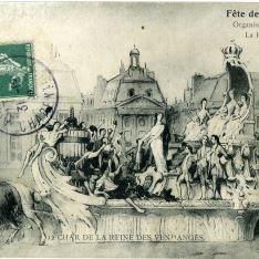 Fiesta de la vendimia (Burdeos)