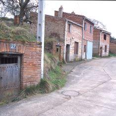 Barrio bodegas Cordovín