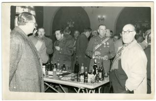 Banquete militares