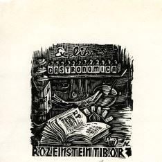 Ex Libris de Nagy Laszlo
