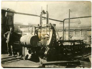 Tren de lavado de barricas