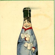 Botella Borgoñona