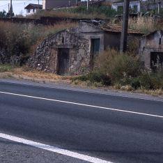 Barrio bodegas Agoncillo
