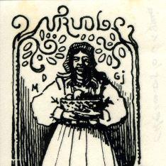 Ex Libris de Gjuric